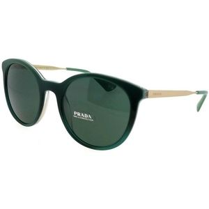 Prada PR17SS-UFU3O1-53 Oval Women's Sunglasses